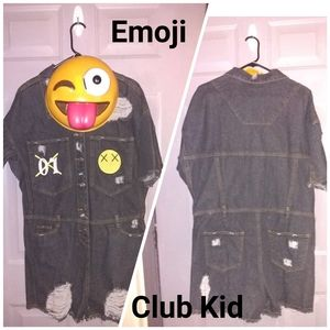 Emoji Club Kid